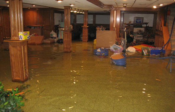 Fire & Water Damage Cleanup